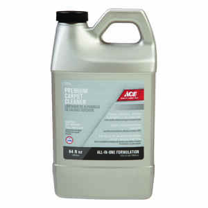 Ace  Premium  Pleasant Scent Oxy Carpet Cleaner  64 oz. Liquid  Concentrated