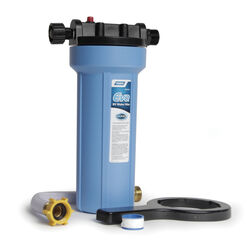 Camco  EVO  Water Filter with Housing and Hose Extension  1 pk