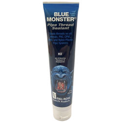 Mill Rose Blue Monster Blue Pipe Thread Sealant 2 oz.