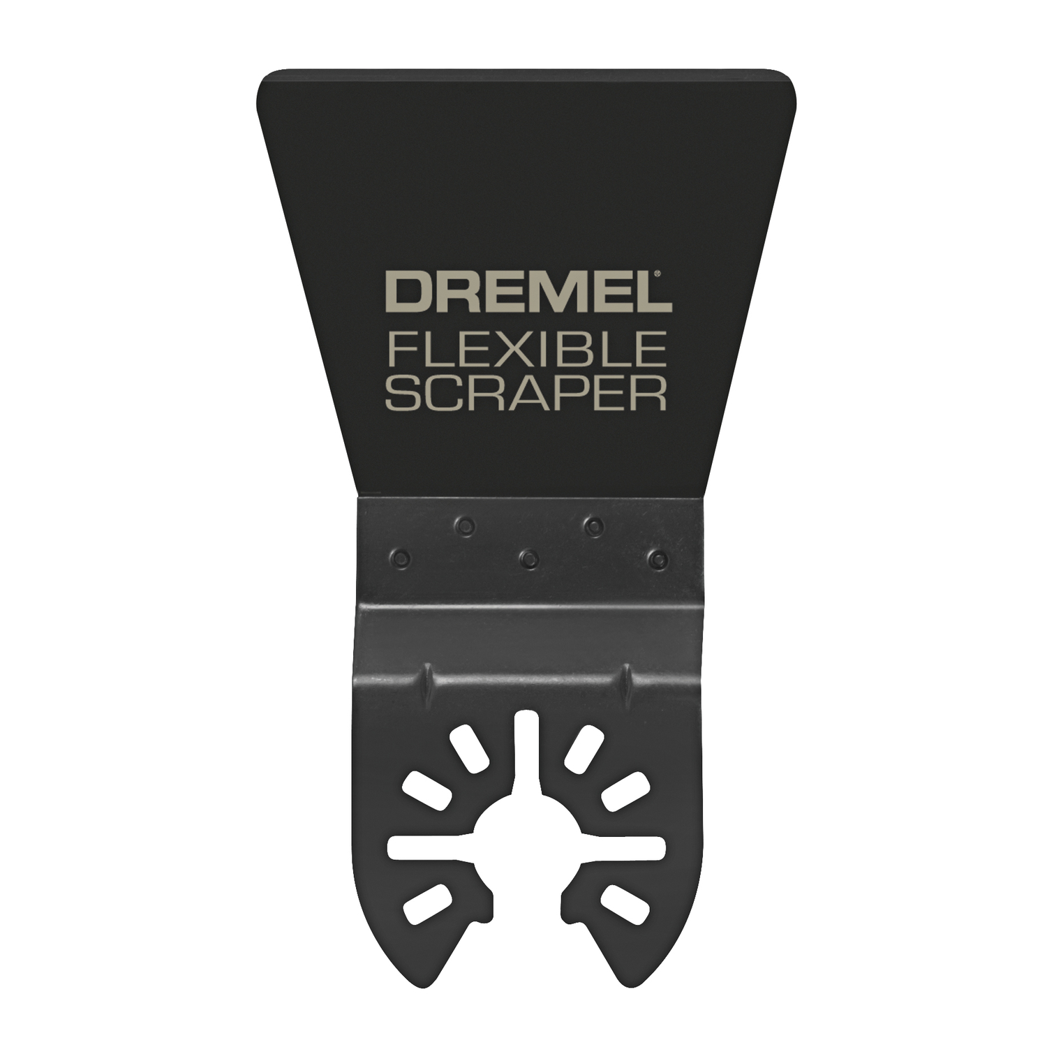 Dremel  Multi-Max  3 in   x 1-1/2 in. L Flexible Scraper Blade  1 pk Steel