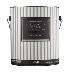 Magnolia Home by Joanna Gaines Matte Tint Base Base 1 Paint and Primer Interior 1 gal.