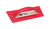 Marshalltown  QLT  4-1/4 in. W x 9-1/2 in. L Plastic  V Notched  Trowel