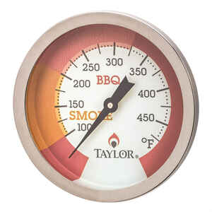 Taylor  Grill Thermometer Gauge  Analog