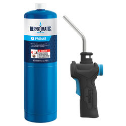 Bernzomatic 14.1 oz. Basic Torch Kit Steel 2 pc.