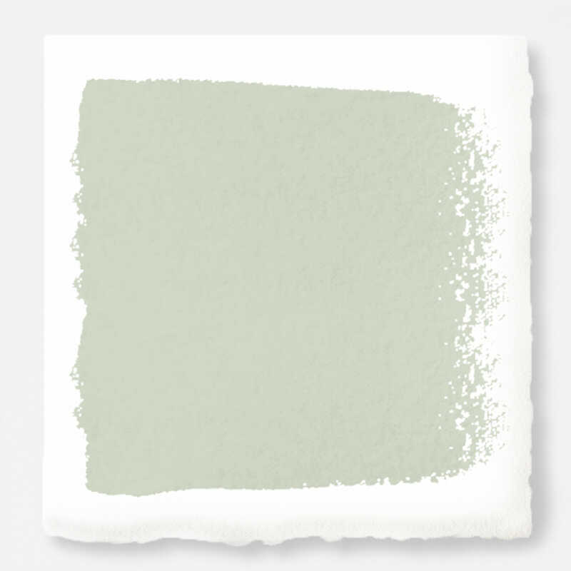Magnolia Home  by Joanna Gaines  Piece of Cake  Eggshell  Acrylic  Paint  1 gal. M
