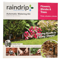 Raindrip  Drip Irrigation Tree and Shrub Kit