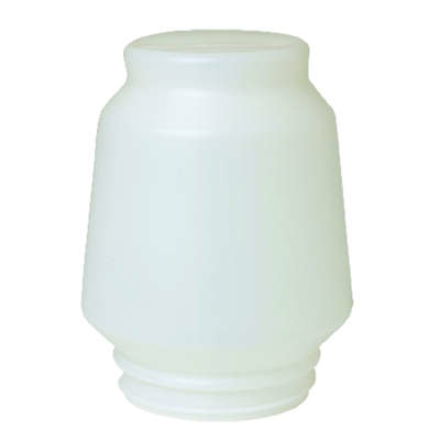 Miller  Little Giant  128 oz. Jar Feeder and Waterer  For Poultry