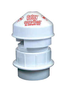 Oatey Sure-Vent  Sure Vent Air Admittance Valve