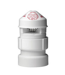 Oatey  Sure-Vent  1-1/2 in. PVC  Air Admittance Valve  2 in.