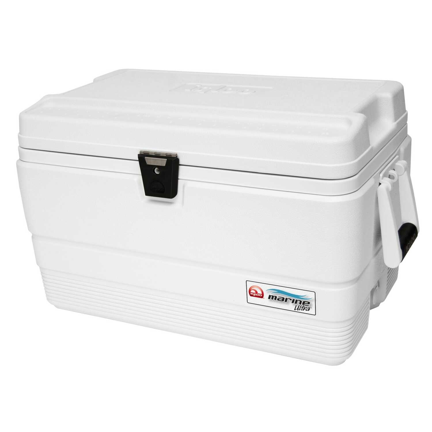 Igloo  Marine  Cooler  54 qt. White