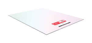 Lexan  Clear  Double  Polycarbonate Sheet  32 in. W x 44 in. L x .093 in.