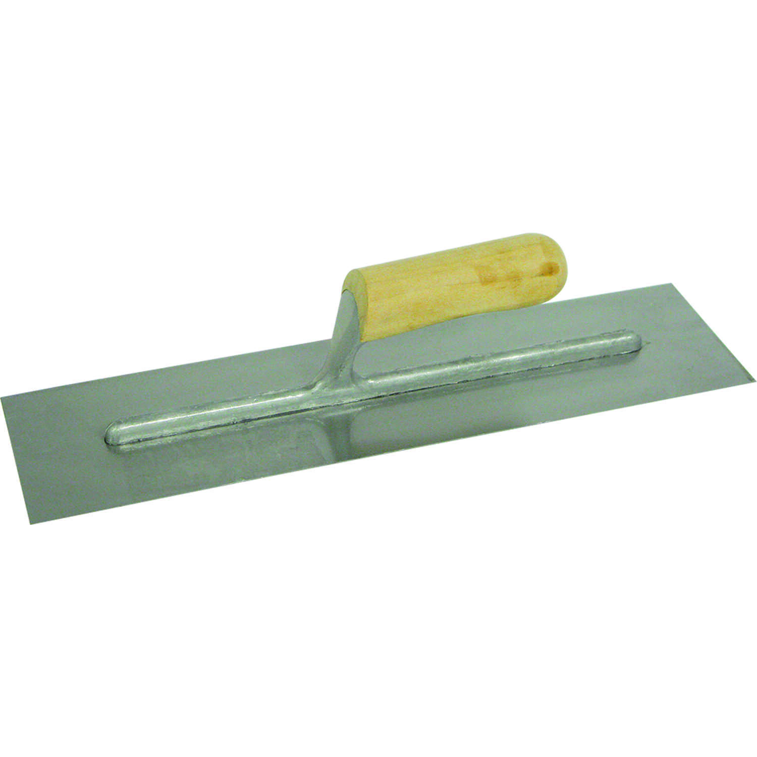 Marshalltown  QLT  4 in. W Polished Steel  Finishing  Trowel