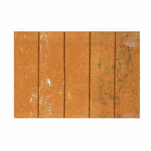 Z-Brick  8 in. H x 2.25 in. W Tan  Old Chicago  Face Brick  3-1/2 sq. ft.