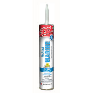 Goop  Marine Adhesive and Sealant  10.2 oz.