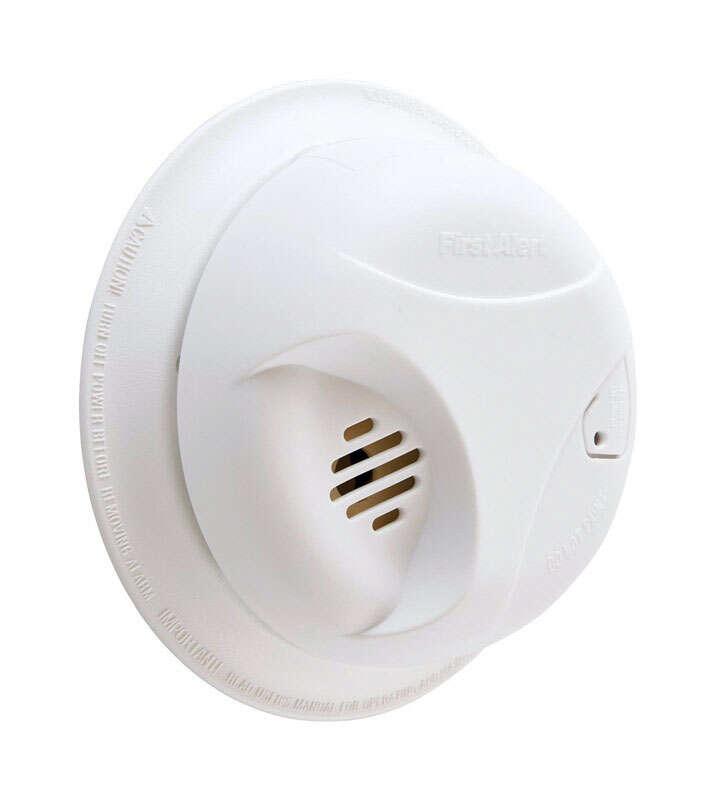 First Alert Battery Powered Ionization Smoke Fire Detector Ace