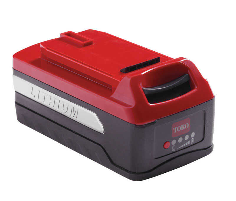 Toro  Lithium-Ion  Battery Pack  1 pk 20 volts