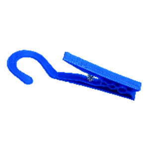 Homz  Blue  Clothes Pins  Polyethylene