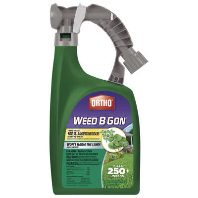 Ortho Weed B Gon Weed Killer Rts Hose End Concentrate 32 Oz Ace Hardware