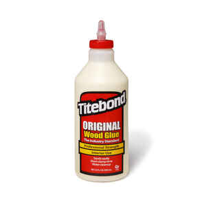 Titebond  Original  Translucent  Wood Glue  1 qt.
