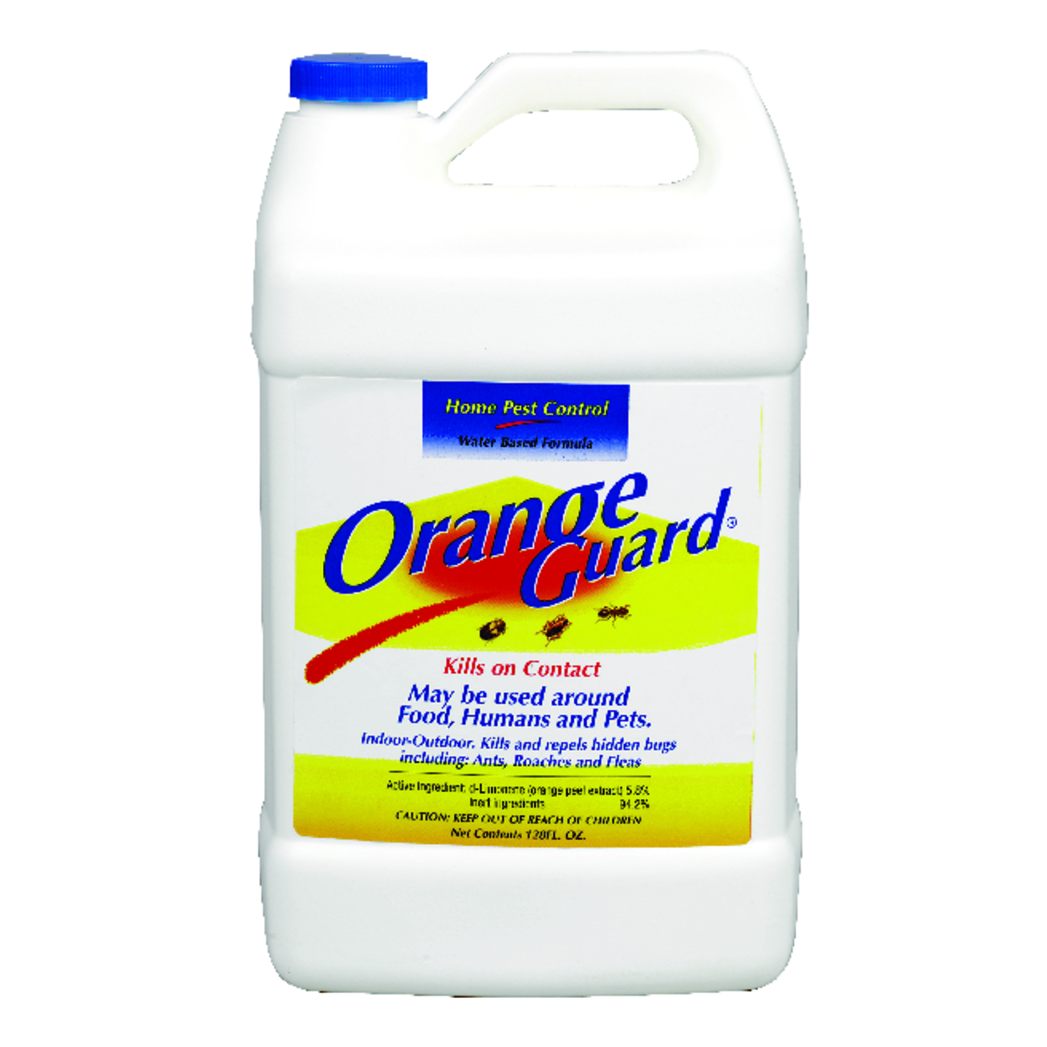Orange guard home pest control organic insect killer 128 oz ace orange guard home pest control organic insect killer 128 solutioingenieria Image collections