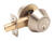 Tell  Satin Nickel  Steel  Double Cylinder Deadbolt