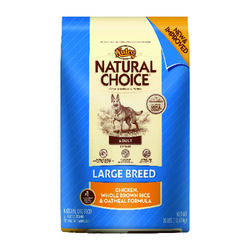 Nutro  Natural Choice  Chicken and Rice  Dog Food  30 lb.
