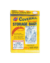 Warp's  Regular  25  Storage Bag  Yellow
