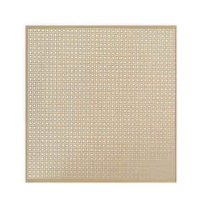 M-D Building Products  0.02 in.  x 3 ft. W x 3 ft. L Mill  Aluminum  Lincaine  Sheet Metal