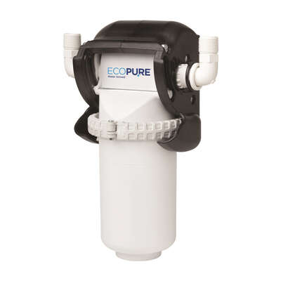 EcoPure  Whole House  Salt-Free Water Filtration System  For Ecopure