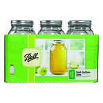 Ball  Wide Mouth  Canning Jar  6 pk