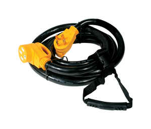 Camco  Power Grip  RV Extension Cord