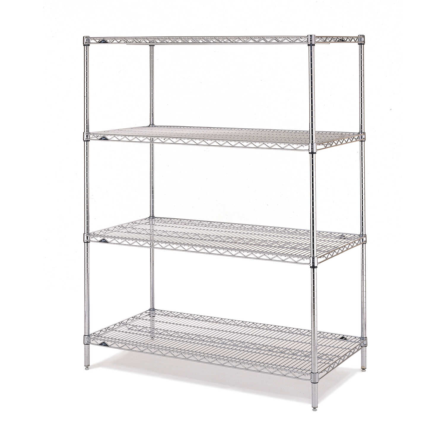 InterMetro  34.5 in. H x 1 in. W x 1 in. D Steel  Shelf Post