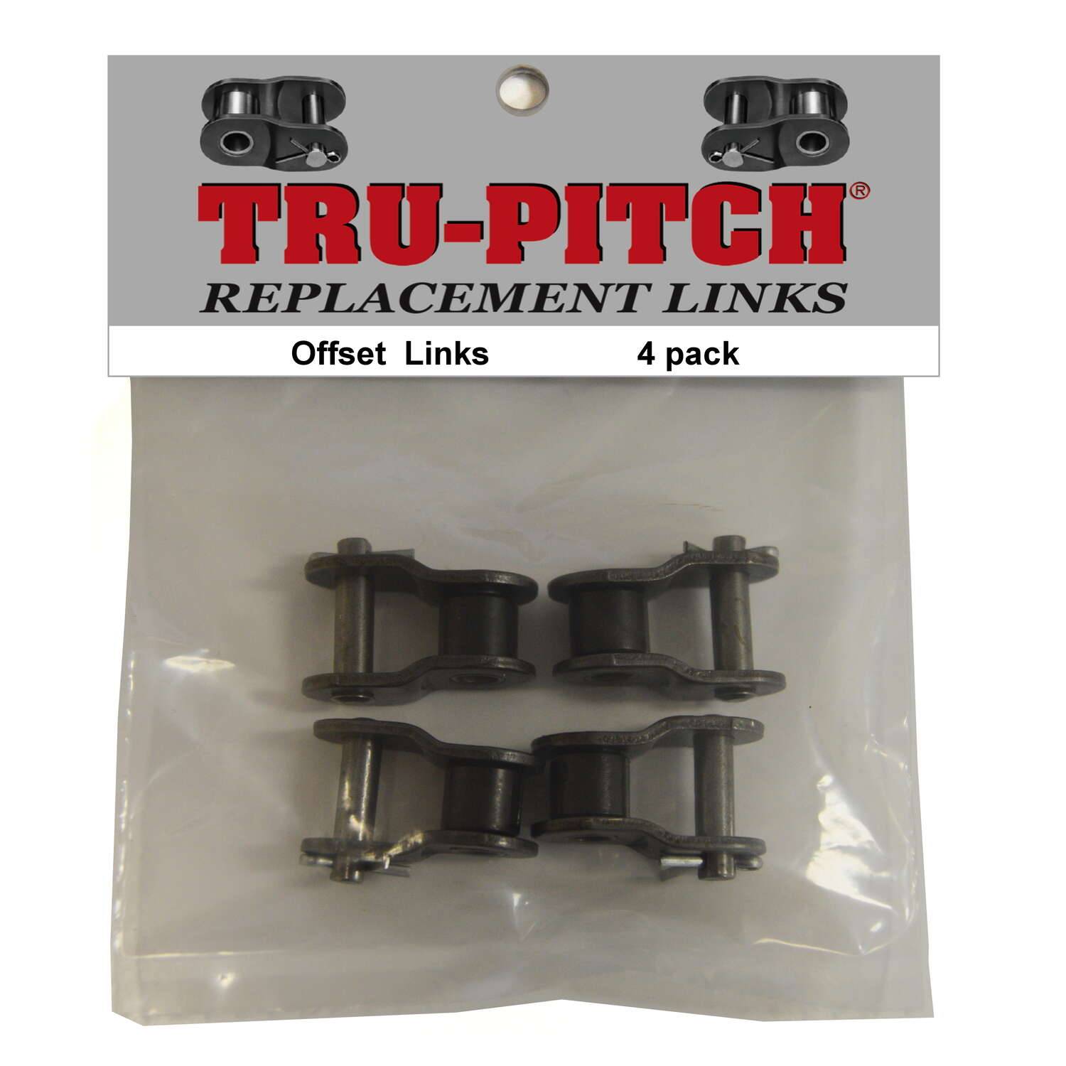 Tru-Pitch Daido Steel Roller Chain