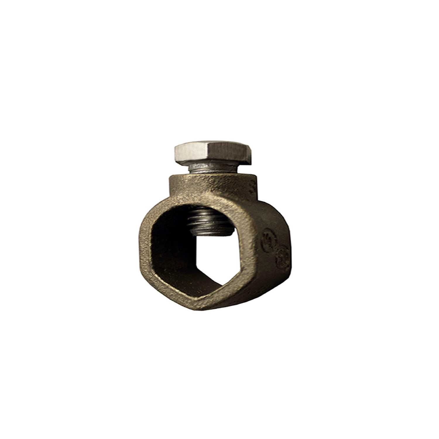 Sigma Electric ProConnex  5/8 in. Bronze  Ground Rod Clamp  1 pk