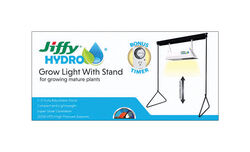 Jiffy  Hydro  Grow Light and Stand