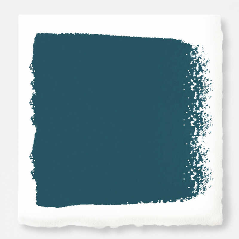 Magnolia Home  by Joanna Gaines  Satin  Under the Stars  Deep Base  Acrylic  Paint  1 gal.