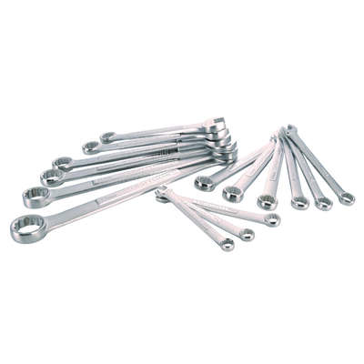 Craftsman  12 Point Metric  Combination Wrench Set  15 pc.