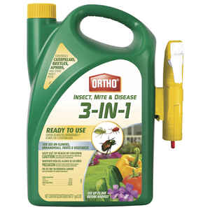 Ortho  3-in-1  Insect, Disease & Mite Control  1 gal.