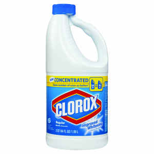 Clorox  Regular Scent Bleach  64 oz.