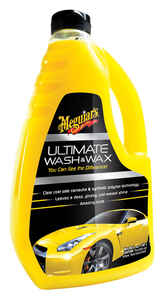 Meguiar's  Concentrated Liquid  Car Wash Detergent  48 oz.