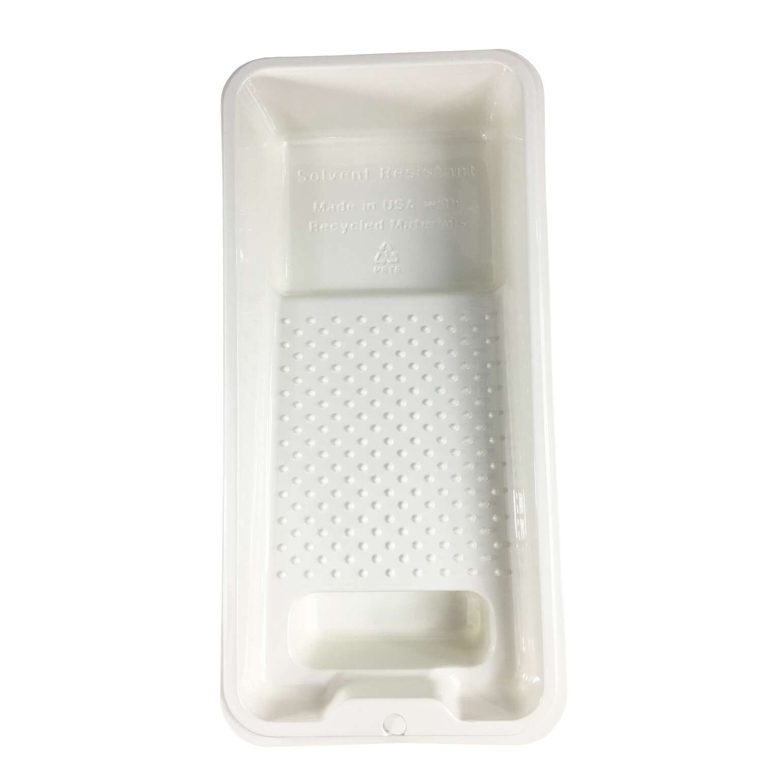 Shur-Line Plastic 7 in. W x 14.75 in. L Disposable Paint Tray