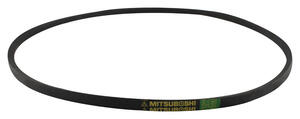 Mitsuboshi  General Utility V-Belt  0.5 in. W x 53 in. L For All Motors