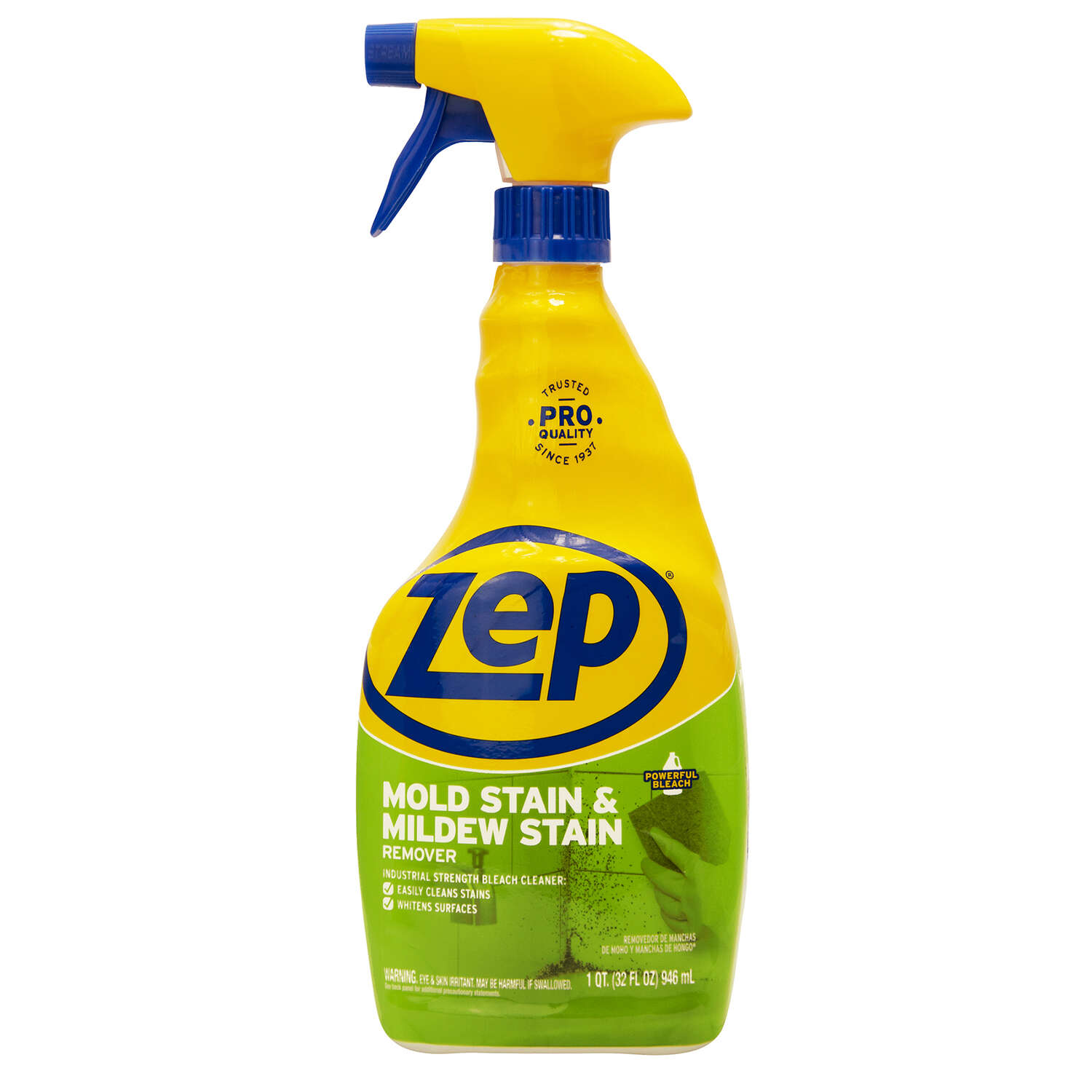 Zep Mold And Mildew Stain Remover 32 Oz Ace Hardware