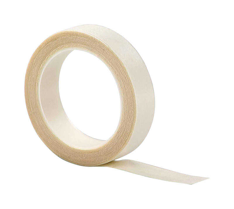 M-D Building Products  Clear  Poly  Weather Stripping Tape  For Window 54 ft. L x 1/16 in.