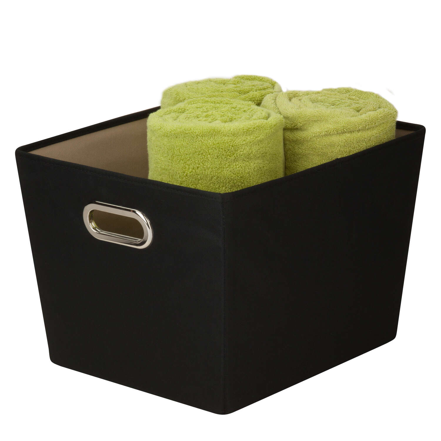 Honey Can Do  11 in. H x 13 in. W x 16 in. D Fabric Storage Bin