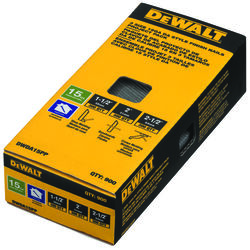 DeWalt 15 Ga. Angled Strip Finish Nails 25 deg. Smooth Shank 900 pk