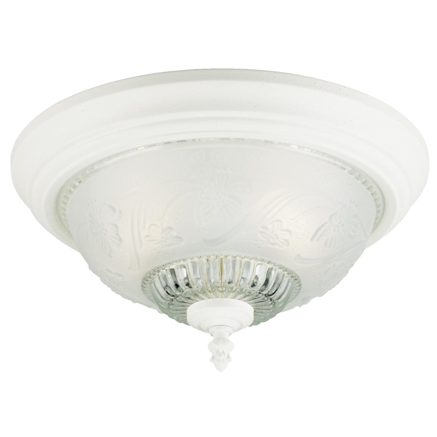 Westinghouse  7 in. H x 13.25 in. L Ceiling Light
