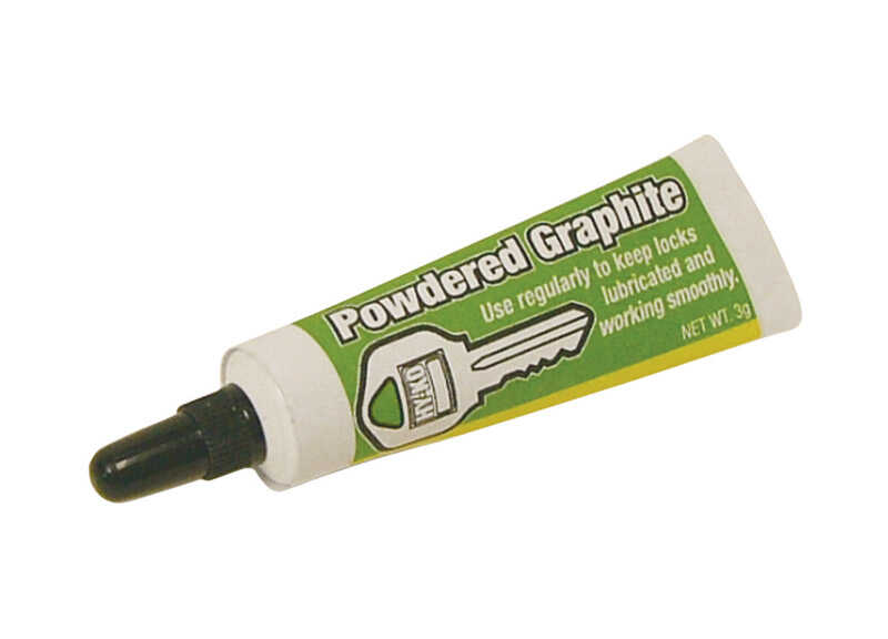 Hy-Ko  Powdered  Graphite Lubricant  .3 gm