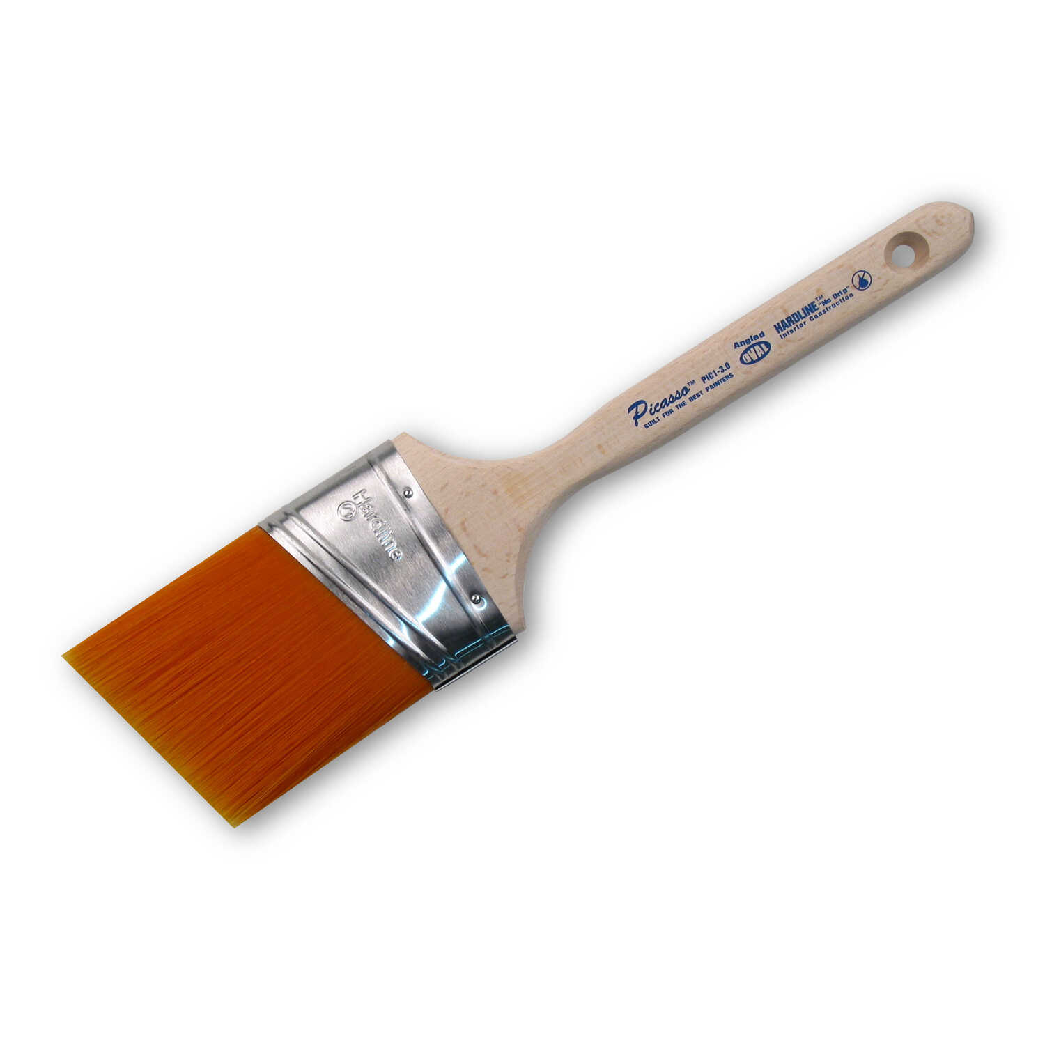 Proform  Picasso  3 in. W Soft  Paint Brush  PBT  Angle