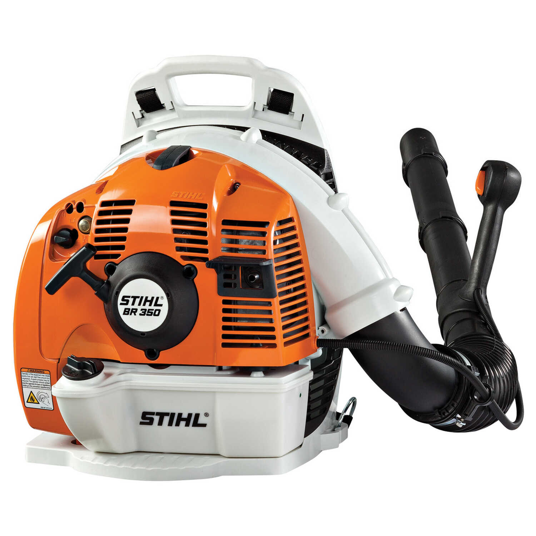 STIHL Gas Backpack Leaf Blower BR 350 - Ace Hardware
